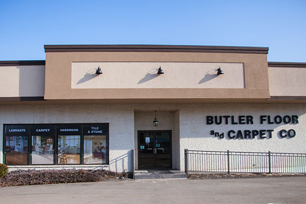 Stop by today and visit your local flooring experts at Butler Floor & Carpet Co!
